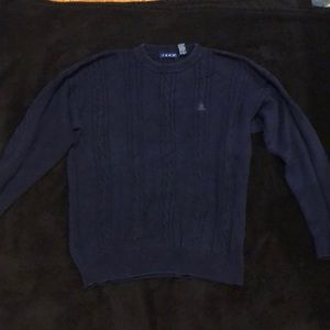 Navy Blue IZOD Sweater